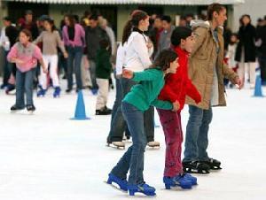 Велико Търново - ледената пързалка - фото1